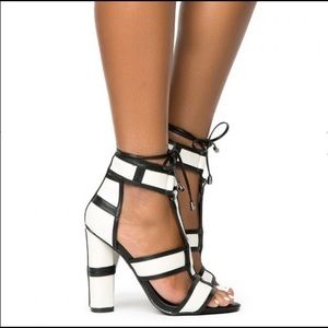 Shoes - New Maura Sexy Block Heels Great For Spring/Summer